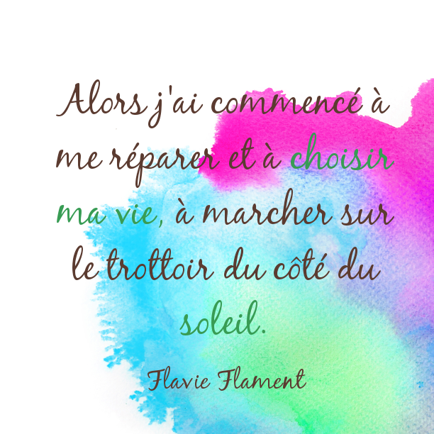 Citations Flavie Flament