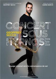 Concert sous hypnose affiche