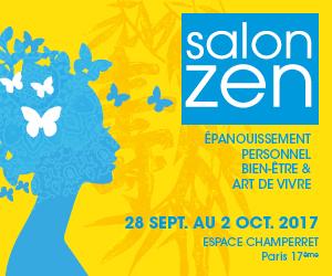 La 30ème édition du Salon ZEN  – A ne pas manquer