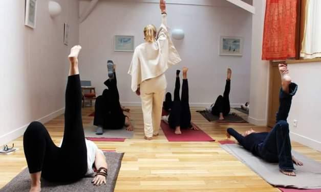 Catherine Millepied Flori – Un atelier de yoga Féminin