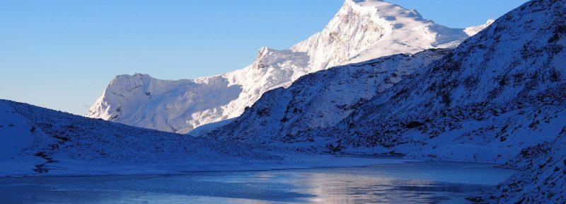 Plateau Montagneux Himalaya