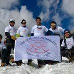Un oeil au Sommet, une expédition hors norme et inspirante pour soutenir la recherche