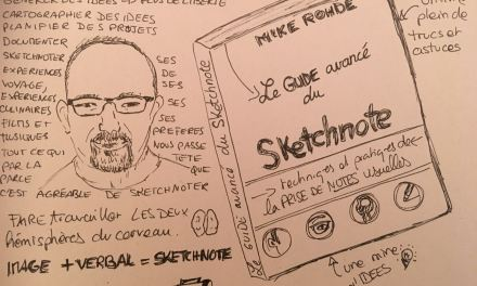 SketchNote ou facilitation graphique