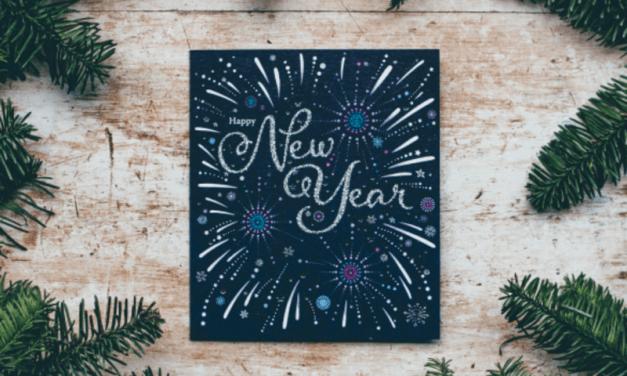Bienheureuse année 2018 & Burning Bowl