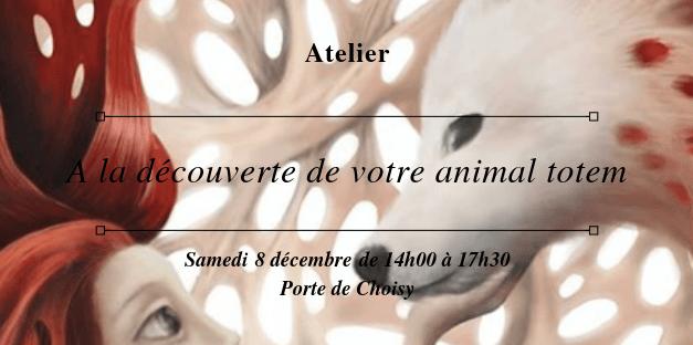 A la rencontre de votre Animal Totem