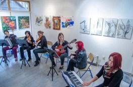 Musikschule Maglaj, Galerija AB, Maglaj, Bosnien Herzegowina