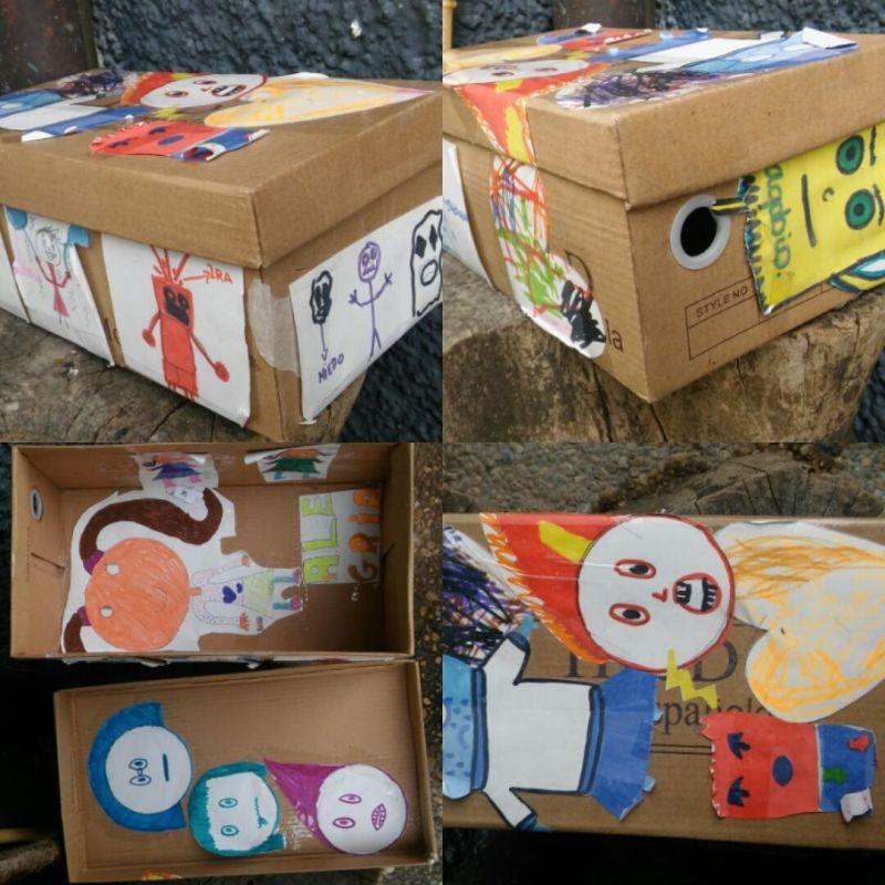 La caja de las emociones