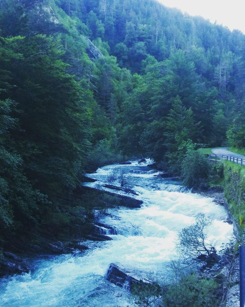El río Veral.