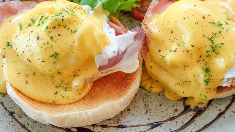 clásicos huevos benedictinos