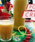 Delicioso Ponche Crema