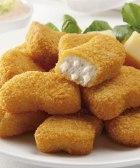 Nuggets de pollo y queso