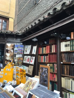 Antique book fairs are everywhere in the summer!
