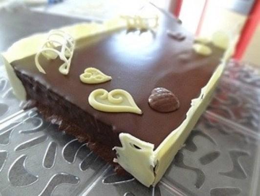 Bienvenue chez Vero - Caprice entremet chocolat