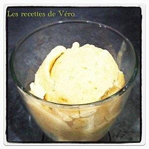 Glace à la vanille et au lait concentré (sans œuf sans sorbetière)