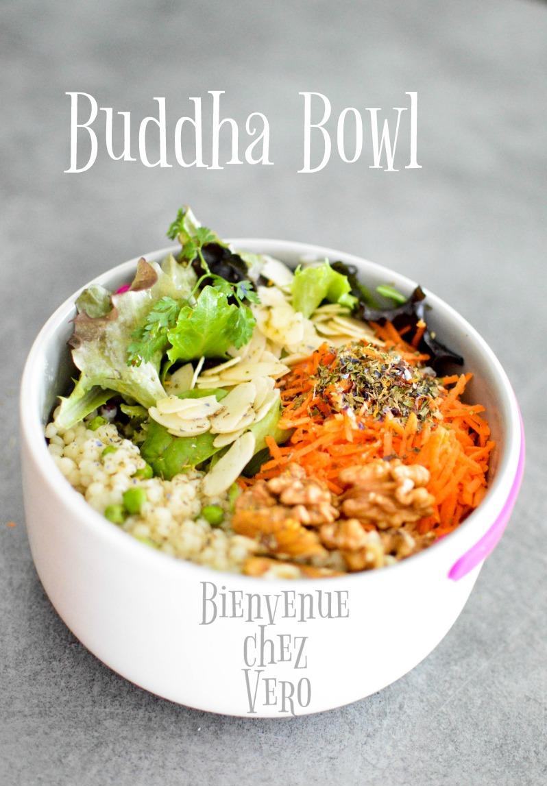 Bienvenue chez vero - Buddha Bowl