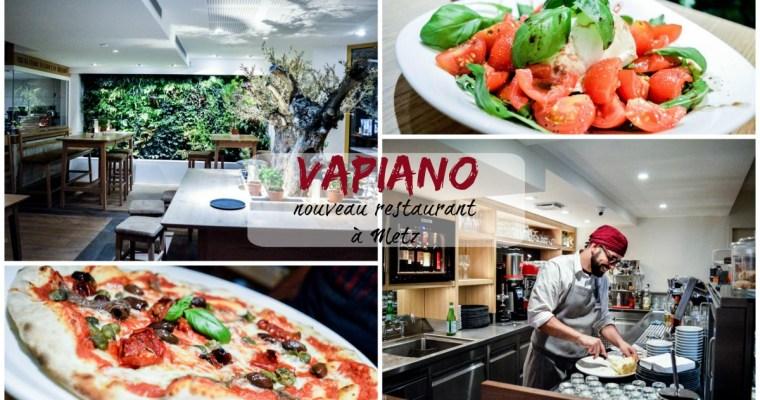 Nouveau restaurant à Metz – VAPIANO [+ CONCOURS]