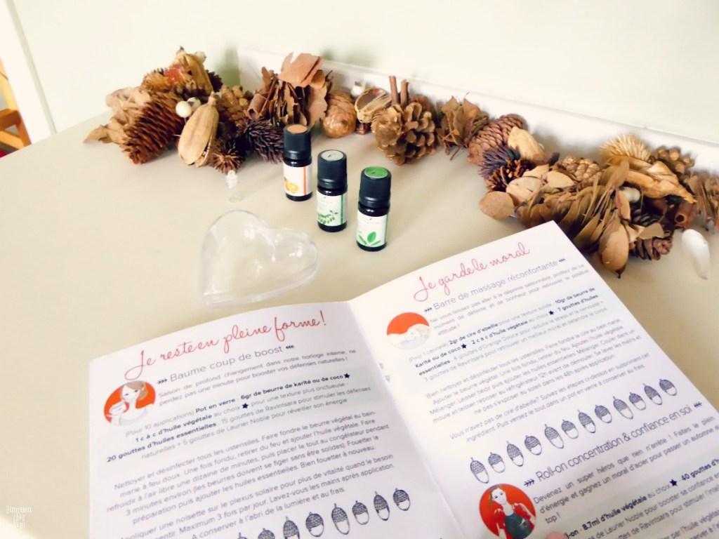 BIENVENUE CHEZ VERO - La Box Aroma de Millescence - le bien-être aux huiles essentielles