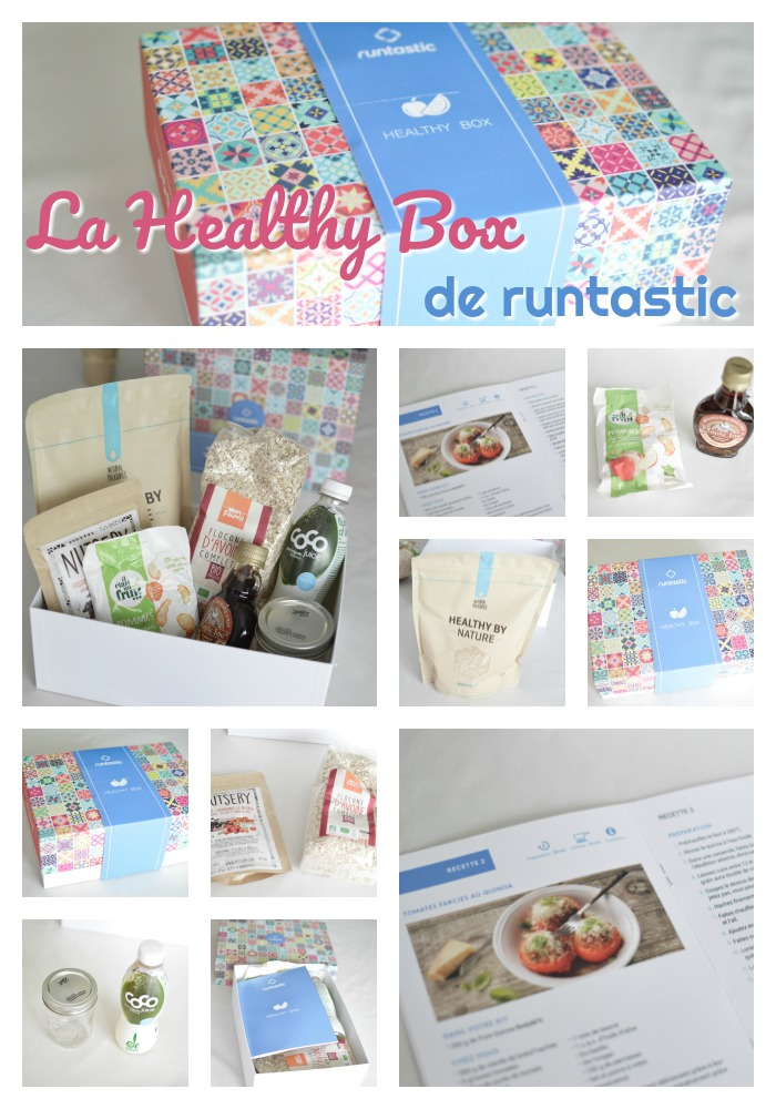 BIENVENUE CHEZ VERO - La healthy Box de Runtastic