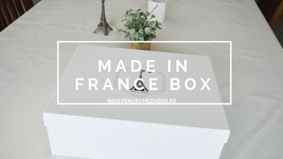 J'ai testé la Made in France Box {code promo inside}