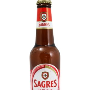 Sagres Cerveja • 24x 33cl