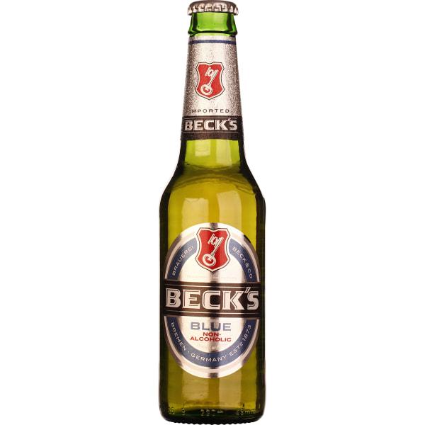 Becks Blue Alkoholfrei 24x33CL