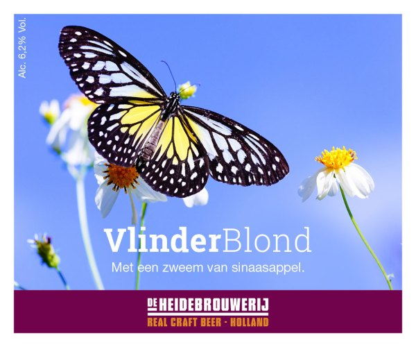 VlinderBlond