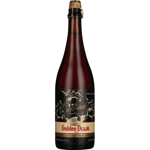 Gulden Draak Calvados Barrel Aged 75CL