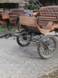 alte Kutsche