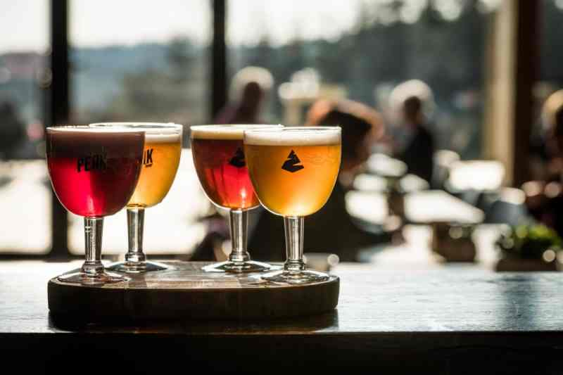 visitez la brasserie Belgium Peak Beer