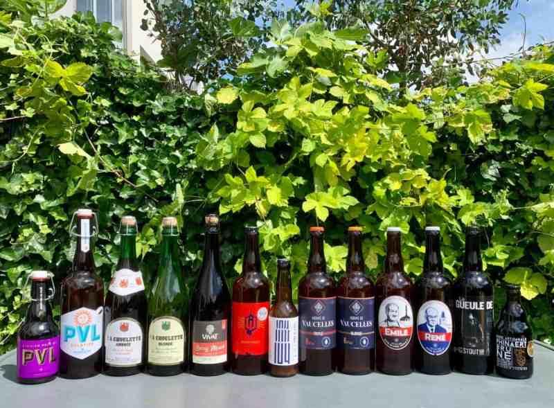 Les bières médaillées au France Beer Chalenge