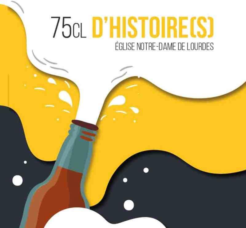 75CL D'HISTOIRE(S) une exposition sur la bière