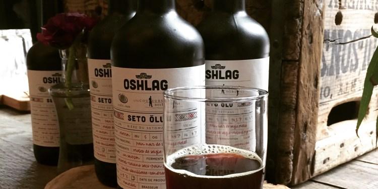 Bière Seto Olu 2