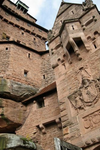 du château duHaut-Koenigsbourg