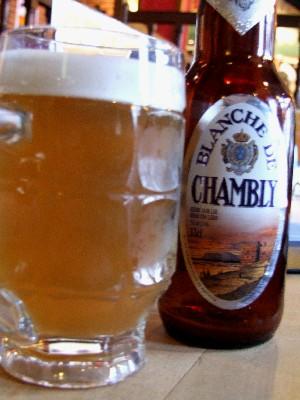 Blanche de Chambly,Unibroue