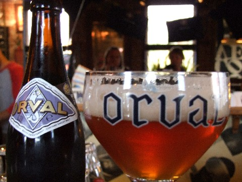 Orval in Point Virgule, Haacht