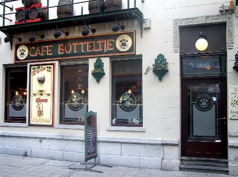 Café 't Botteltje -Oostende