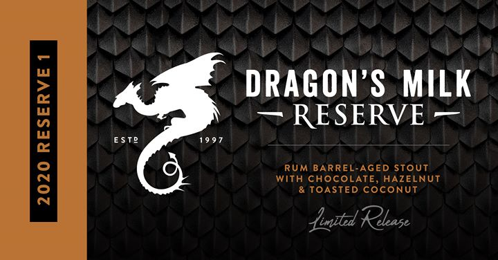 Rare Release! Dragon's Milk Reserve in Madison | Bierock Madison