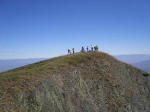 Cumbre Silla de la Yegua