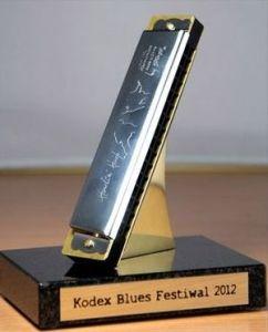 Kodex Blues Festiwal 2012