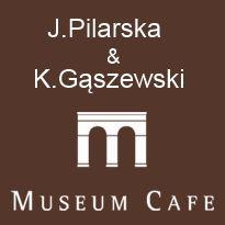 Pilarska i Gąszewski w Museum Cafe
