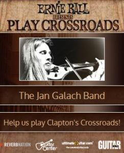 Jan Gałach Band – Crossroads 2013