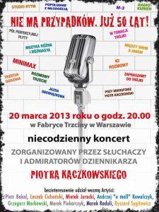 p.kaczkowski_50_plakat