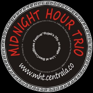 Midnight Hour Trio /wideo 4/ – Bies Czad Blues 2013