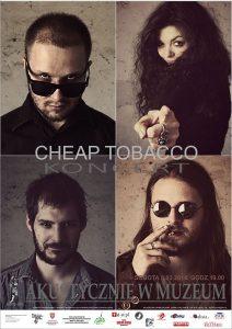 Cheap_Tobacco_akustycznie_Kalisz