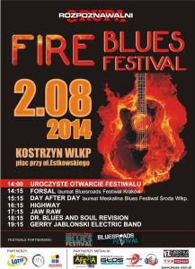 Fire Blues Festival