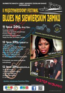 blues_na_siewierskim_zamku_2014_plakat