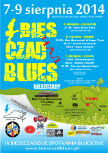 Romek, Bies & Blues /wideo/ – Bies Czad Blues 2014