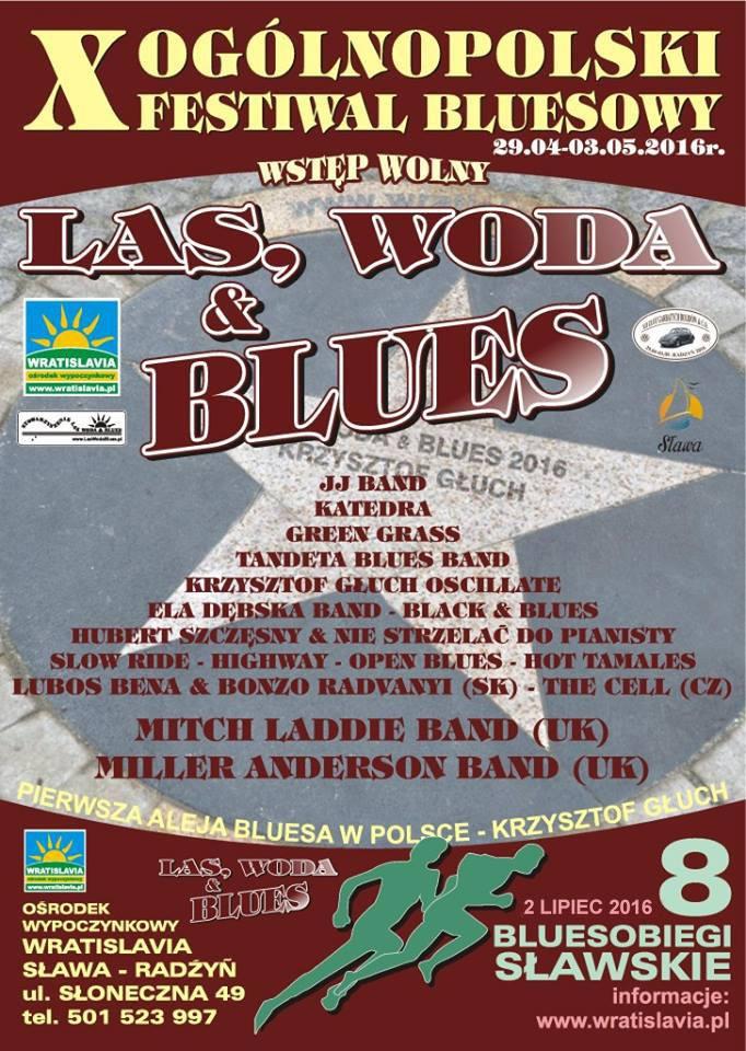 Las_Woda_Blues_2016_plakat