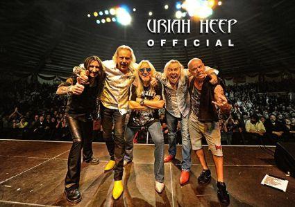 Uriah Heep już w grudniu powraca do Polski