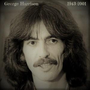 15 lat temu zmarł George Harrison